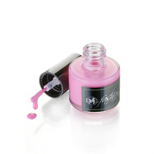 elegant pink dog nail color, perfect for weddings or everyday fashionistas
