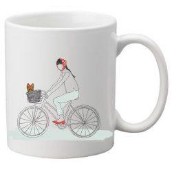Yorkie coffee cup